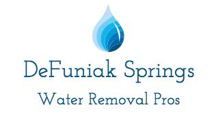 DeFuniak Springs Water Removal Pros